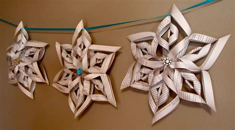 Make Your Own Paper Snowflake - how to make snow indoors skipton