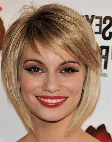 bob haircuts for side bangs 25 short layered bob hairstyles bob hairstyles 2017