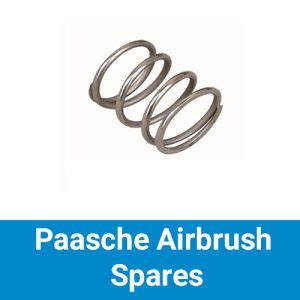paasche airbrush spares  accessories archives graphic air