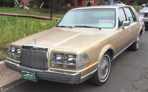 automotive air conditioning repair 1985 lincoln continental mark vii navigation system 1985 lincoln continental town car antique in colorado springs co