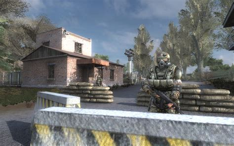 A Outpost Cordon Outpost Image S M R T E R Pripyat Mod For S T A L K E R Call Of Pripyat