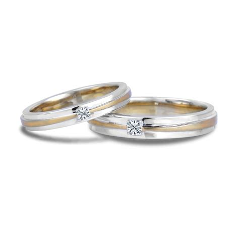 Wedding Bands His Hers by Lugaro His And Hers Matching Wedding Bands