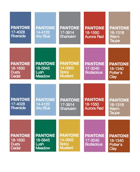 color for 2016 fall color report design sponge