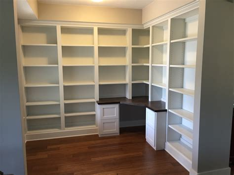 built in shelves and cabinets custom built ins carpentry plus