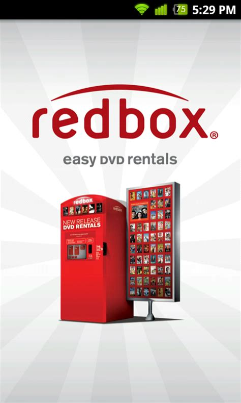 redbox app for android redbox android app review android app reviews android apps