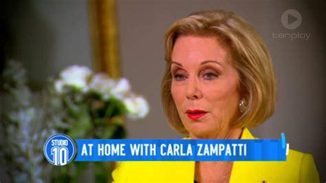 at home with carla zatti