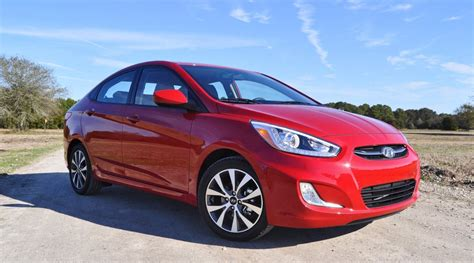 Accent Hyundai 2015 by 2015 Hyundai Accent Gls Sedan Review