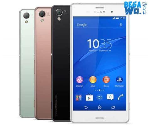 Hp Sony Xperia Z Dan Spesifikasinya spesifikasi dan harga sony xperia z3 yang bertenaga