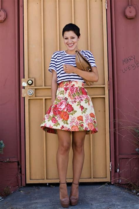 Lnice Flower Top Skirt hairloveandmakeup secret free zone for the