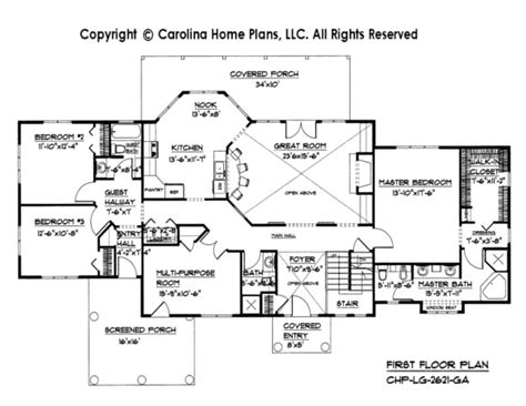 2600 square foot house plans 2600 square foot single story house plans house plans