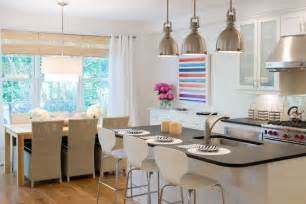 open floor plan kitchen and dining room design white kitchen living room open floor