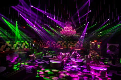 gold room nightclub elation lighting as gold at exclusive atlanta nightclub live design