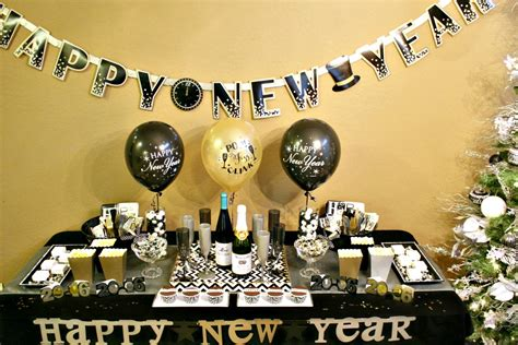 Party Themes For The New Year | last minute new year s eve party ideas a to zebra