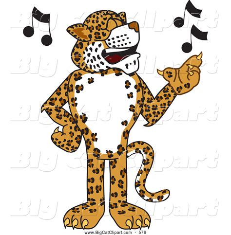 jaguar clipart free coloring pages of chester cheetah