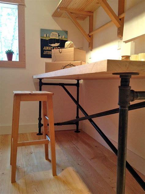 Top Shelf Plumbing by 40 Mechanical Plumbing Pipe Furniture Ideas