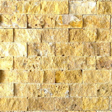 stack stone travertine sandstone bluestone granite gold travertine split face tile qdi surfaces