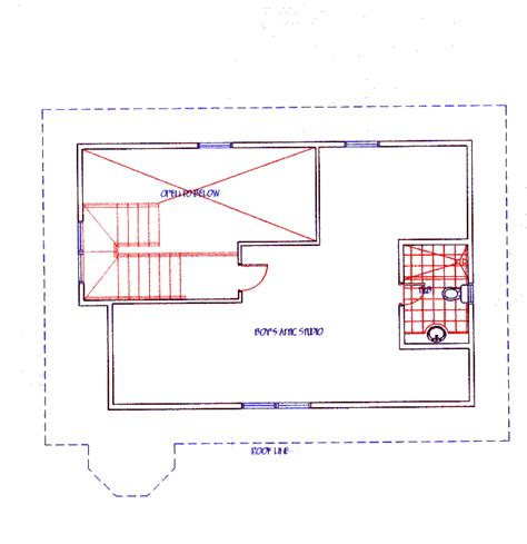 attic floor plan custom home plans by asis leif designs unique luxury