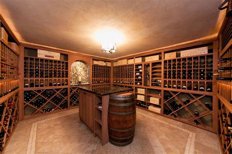 Interior Colors For Homes by Custom Wine Room From Dream To Reality Building Wine