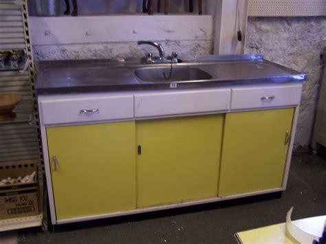 Yellow Kitchen Unit 1960 S Double Drainer Sink Unit 2 Yellow Kitchen Sink