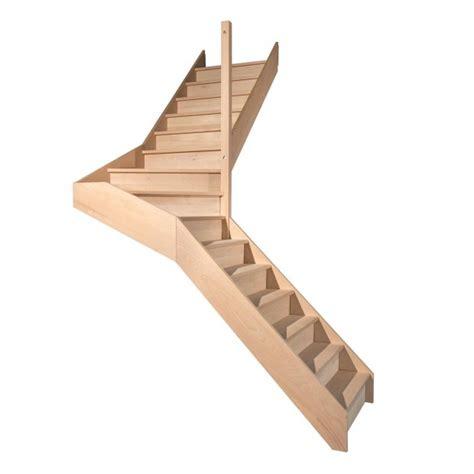 Escalier Quart Tournant Milieu 3286 by Escalier 1 4 Tournant Milieu Avec Contremarches Sans Re