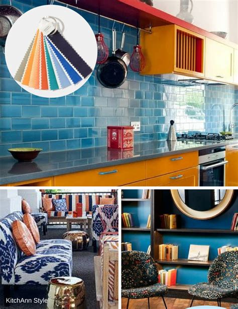 pantone view home interiors 2018 color palettes nest