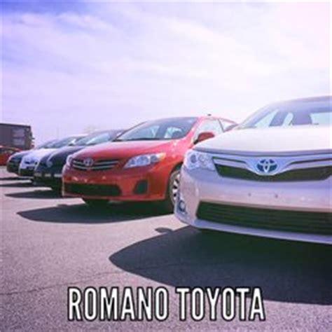 Toyota Dealers Syracuse Ny Romano Toyota Car Dealers 6400 Basile Rowe East