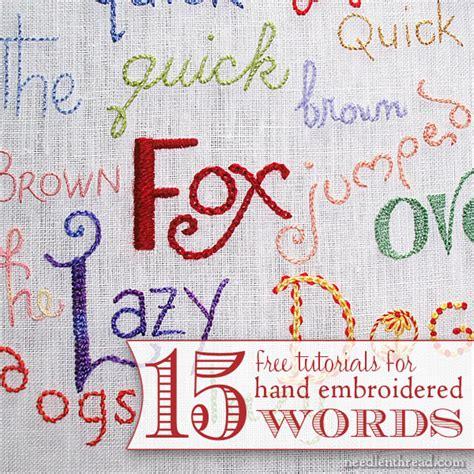 Sticker Schriftzug by Embroidery Alphabet Www Pixshark Images
