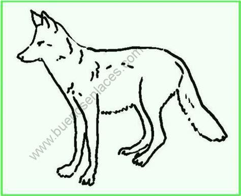 imagenes animales carnivoros para colorear lobos salvajes para dibujos imagui
