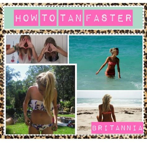 how to tan faster in a tanning bed best 25 tan faster ideas on pinterest tan redhead red