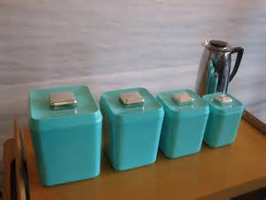 top aqua kitchen accessories on turquoise kitchen canister