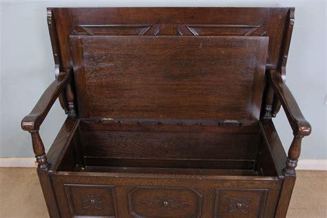 antique oak bench antique victorian georgian edwardian furniture the antique shop