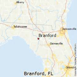 best places to live in branford florida