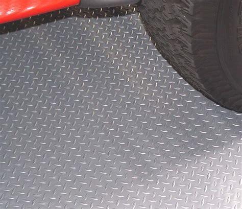 Diamond Deck Garage Mats   Cheap Garage Floor Mats  Garage