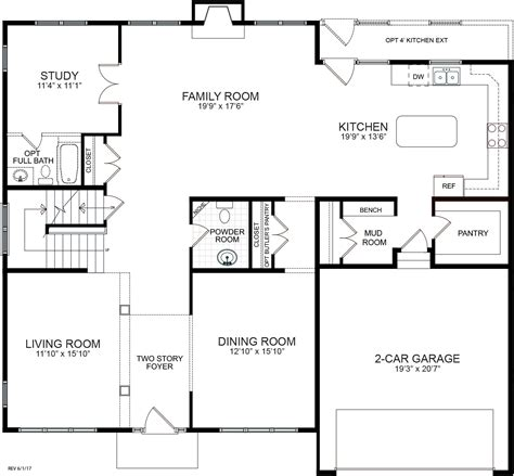 roosevelt floor plan the roosevelt classic homes
