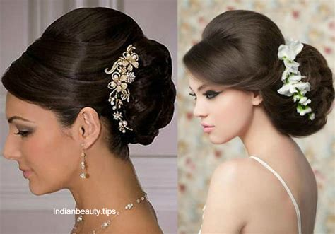 hairstyles in indian wedding indian wedding bun hairstyles pictures hairstyles