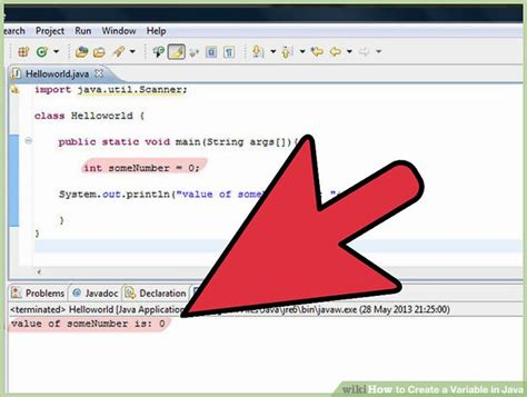 how to design a building how to create a variable in java with pictures wikihow