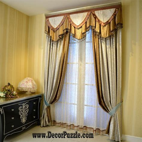 luxury drapery interior design best 20 luxury classic drapery and curtain designs 2015