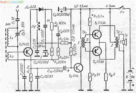 transistor color value transistor color palette 28 images громкоговорящий детекторный приёмник схемы audio using a