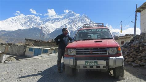 kingdom of mustang overland tour by 4wd 171 everest base