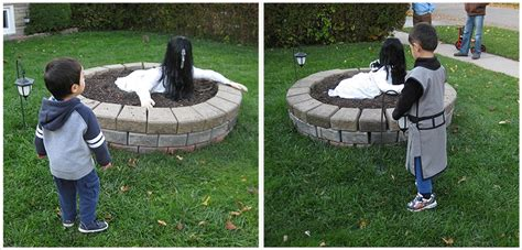 Home Lawn Decoration by My Handmade Home Diy Scary Well From The Movie Quot The Ring Quot
