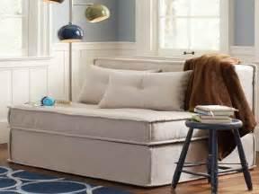 furniture small sleeper sofa fouton leather sleeper
