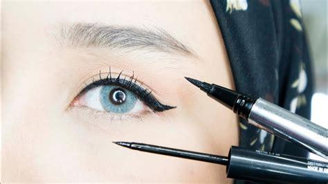 tutorial eyeliner gel pemula eyeliner tutorial like a pro pemula beginners