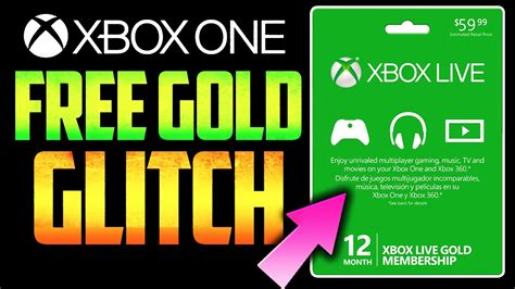 How To Find On Xbox Live Xbox Live How To Get Gold Free 2018 Tutorial