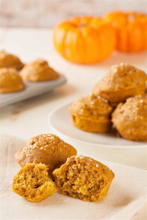 pumpkin spice muffins recipe mygourmetconnection 174