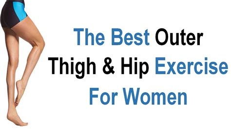 best outer thigh hip exercise at home