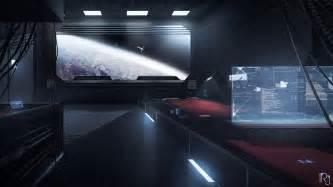 Floor Warden by Sci Fi Apartment 2 By Robbert J On Deviantart