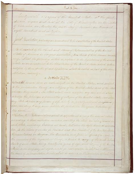 section 1 14th amendment tenth amendment center blog does the 14th amendment