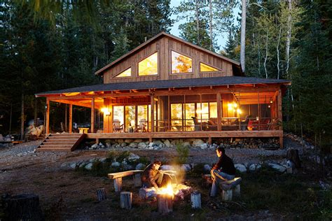 cabin design ideas wrap around porch cabin design ideas 1 story house plans