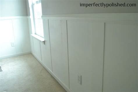 Affordable Wainscoting 17 Best Images About Board And Batten On The