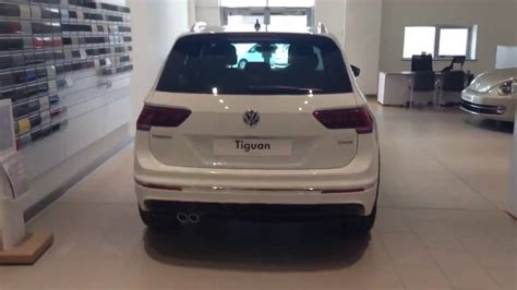 Lancaster Volkswagen by The New Tiguan R Line Has Arrived At Lancaster Volkswagen